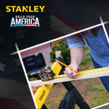 STANLEY® Begins Its 2016 Build Your America Contest Awarding Charitable Organizations
