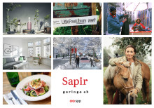 Sapir - din guide till en mer hållbar livsstil