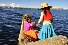 LEKSANDSFÖRETAG BIDRAR TILL VATTENRENING I BOLIVIA