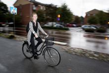 Pressinbjudan - Skolungdomar pimpar cyklar i europeisk tävling om att minska avfallet