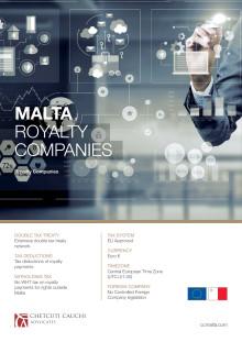 Malta Royalty Companies