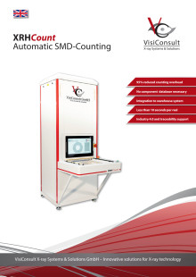 XRHCount - SMD component counter