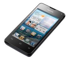 Huawei lanserar Ascend Y300