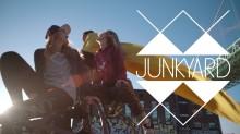 JUNKYARD XX-XY lanserer første kolleksjonen.