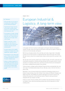 White paper 1 - European Industrial & Logistics: A long-term view