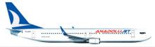 Turkish Airlines och AnadoluJet samordnar bonus
