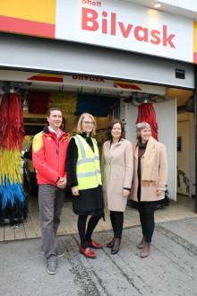 Bilvaskehall i Asker – en historisk miljørevolusjon