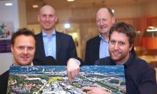 Äldreboende och förskola byggs ihop i ny fastighet i Väsby
