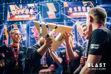 BLAST Pro Series til Lissabon, Miami, São Paulo og Madrid