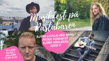 Musikfest på Pastabaren!