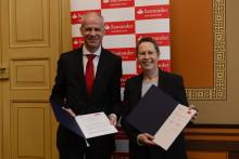 Santander und Georg-August-Universität Göttingen verlängern Partnerschaft