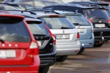 Säljrekord för begagnade bilar