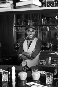 Stjernekokk åpner restaurant på bryggekanten i Arendal