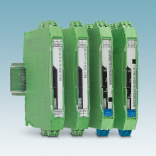 New SIL-certified signal conditioners