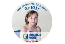 279 000 till Barncancerfonden från Nettos kunder!