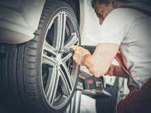 RAC launches 'click and fit' tyre service