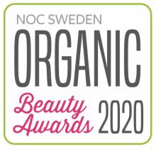 Alla nomineringar klara i Organic Beauty Awards 2020!