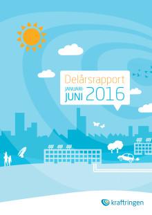 Kraftringens delårsrapport Q2 2016
