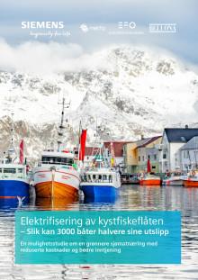 3000 fiskebåter kan elektrifiseres