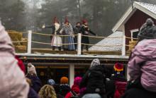 Nordpolen bland årets nyheter när Tomten flyttar in på Kolmården