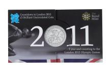 guld erindringsmønt 2012