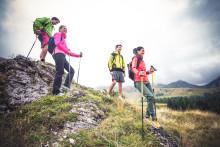 Wanderurlaub in Südtirol: Gipfelglück auf den Hausbergen rund um Meran