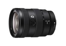 Sony powiększa ofertę obiektywów  z mocowaniem typu E o dwa modele G Lens™  do matryc formatu APS-C
