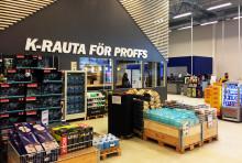 Kesko Sverige satsar på nytt proffscenter i Västberga, Stockholm
