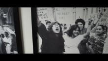 Sisters! Making Films, Doing Politics – konstnären Petra Bauer, PhD-student på Konstfack, disputerar