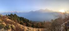 """Vandring Poon Hill i Nepal: """"En storslagen upplevelse, långt bortom det man kan föreställa sig"""""""