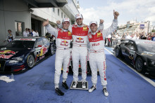 Audis styrkebesked inför DTM-avslutningen