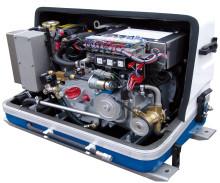 Fischer Panda: Fischer Panda Features Compact DC Generators at Crick