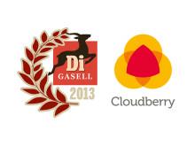 Cloudberry bland DI:s Gasellföretag för andra året i rad #digasell