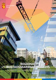 Här kan du läsa Länsstyrelsens bostadsmarknadsanalys för 2018