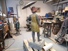 Snabbväxande fastighetsaktör lägger miljonbelopp på konst till hyresgäster