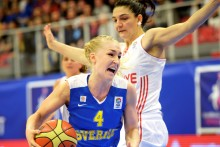 BASKET EM-KVAL: Sverige matchar mot Litauen 17:00 med tre dagar till EM-kval