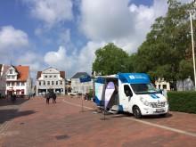 Beratungsmobil der Unabhängigen Patientenberatung kommt am 23. Januar nach Heide.