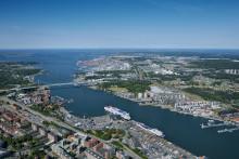 Göteborg utnämnt till Sveriges bästa logistikläge