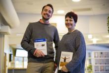 Två Skövdeforskare delar på fint akademipris