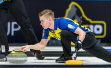 Lag Edin avslutade grundserien med storseger mot Schweiz