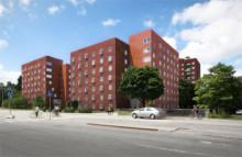 Grönt ljus för nya studentbostäder i Solna