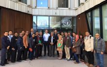 Indonesisk delegation i Danmark for at lære om energieffektivisering