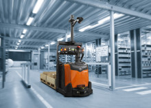 Toyota Material Handling kan automation