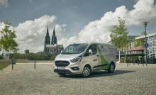 Ny teknologi från Ford ska göra luften renare i stadskärnor