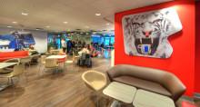 Nytt italienskt designcafé i Terminal 2