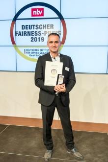 Fendt-Caravan erhält den Deutschen Fairness-Preis 2019