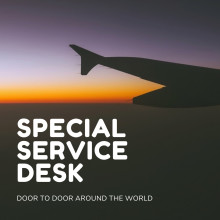 Special service desk with Jetpak!