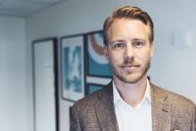 Ulf Sokoloff tar över rollen som Trafikbyråns VD