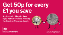Savers to earn 50p for every £1 thanks to new Government backed saving plan