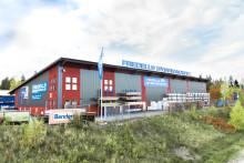 Idag invigs Proffscenter på Fredells Byggvaruhus i Knivsta